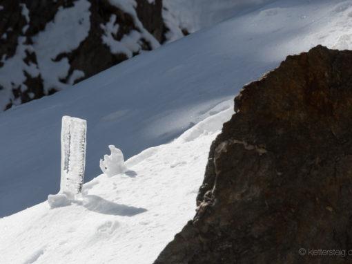 Herrliche Umgebung beim Holderli Seppl Klettersteig